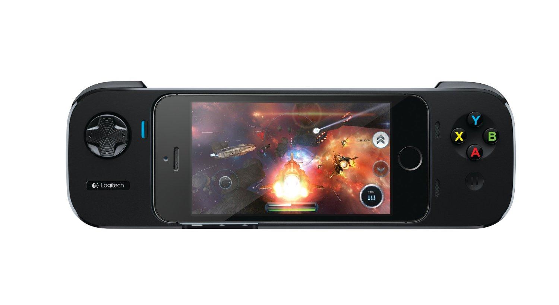 Logitech Powershell Controller für iPhone 5