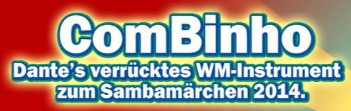 ComBinho®  Die kleine, große Samba Kapelle - jetzt bei Media Markt kaufen. (1)