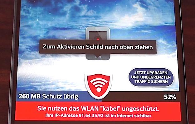 Steganos Online Shield / Mirko Drescher