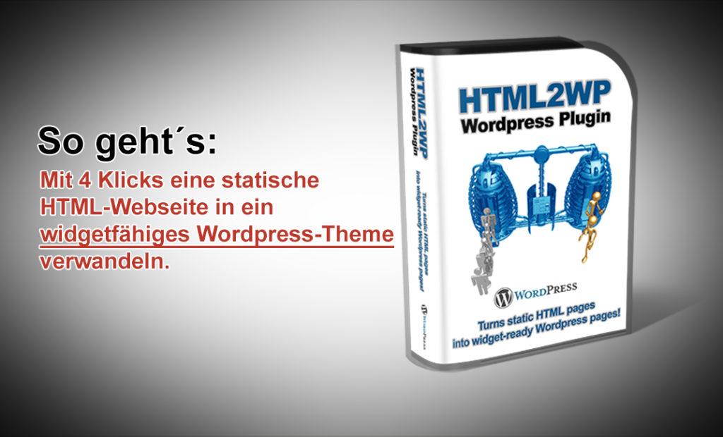 html2wp