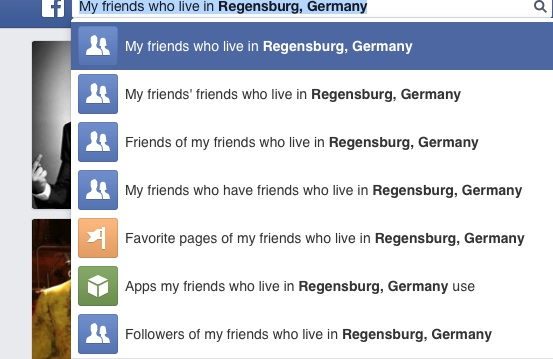 Bild 4 Facebook Graph Search