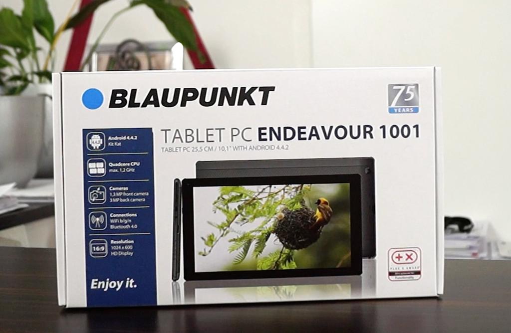 Blaupunkt Endeavour 1001