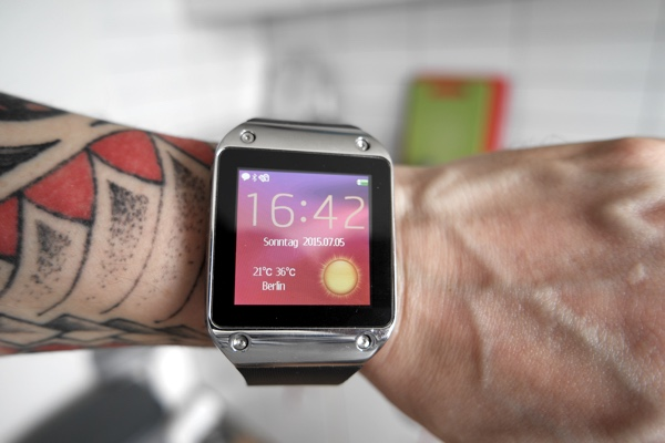 Smartwatch für 51 Euro