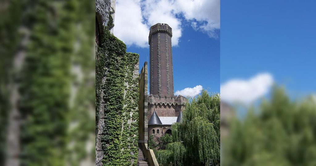 Phantasialand Wie funktioniert Mystery Castle?