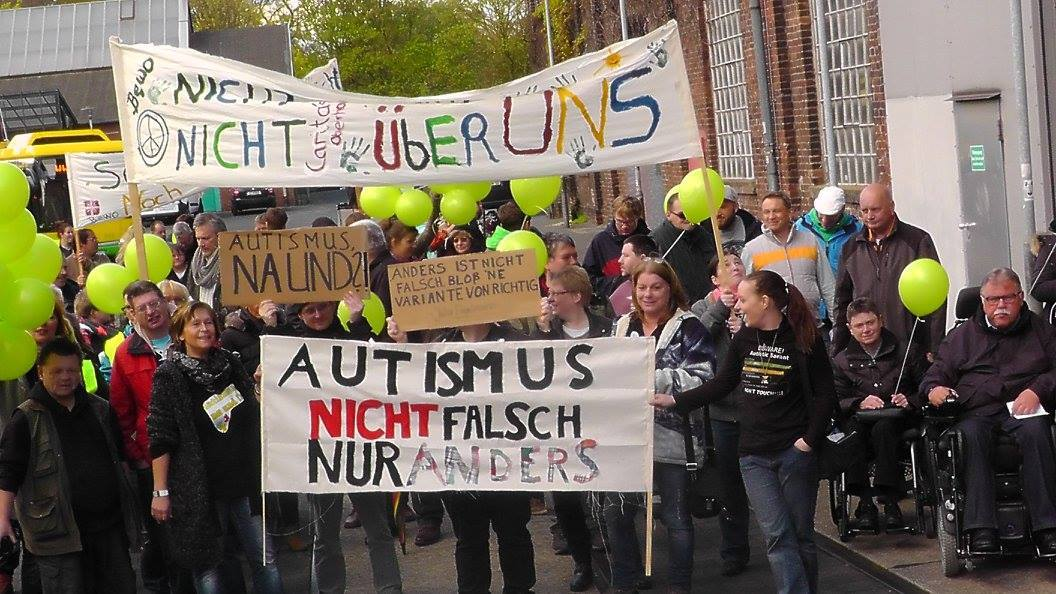 Autismus - einfach anders e.V.