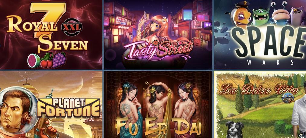Ob mit Echtgeld oder kostenlos - Online Casino-Spiele ziehen bei den Fans