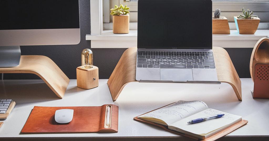 #StayHomeStayChic: Mit diesen 3 Tipps wird das Home Office zum Style Office